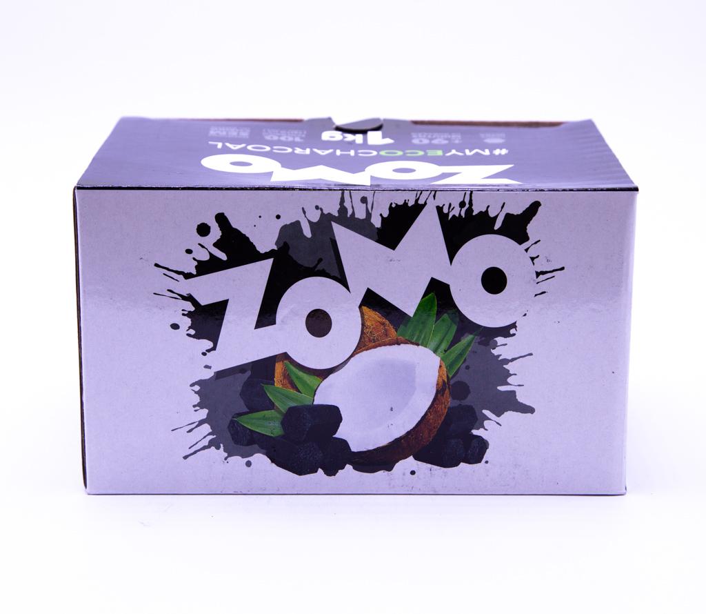 Carvão Zomo Coco - Caixa