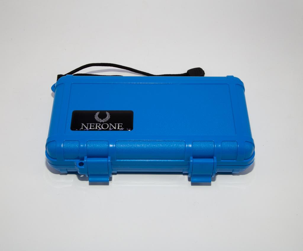 Caixa Umidora para Viagem Nerone Azul