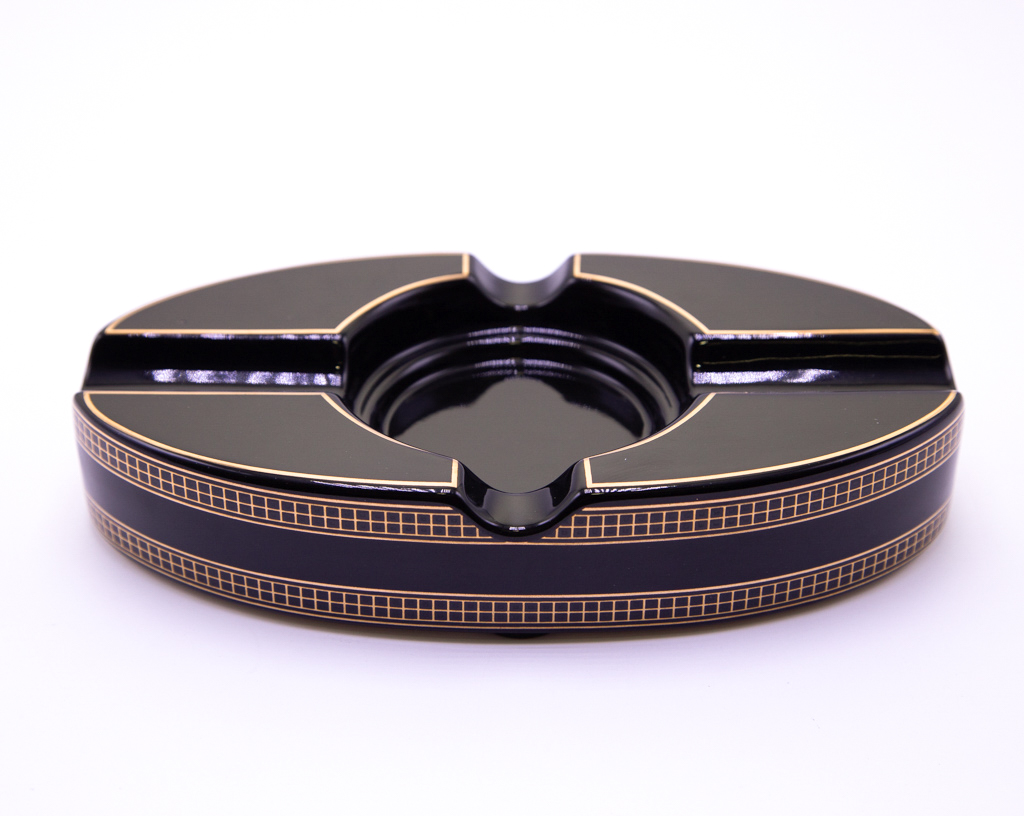 Cinzeiro para Charuto Cerâmica 1916-1