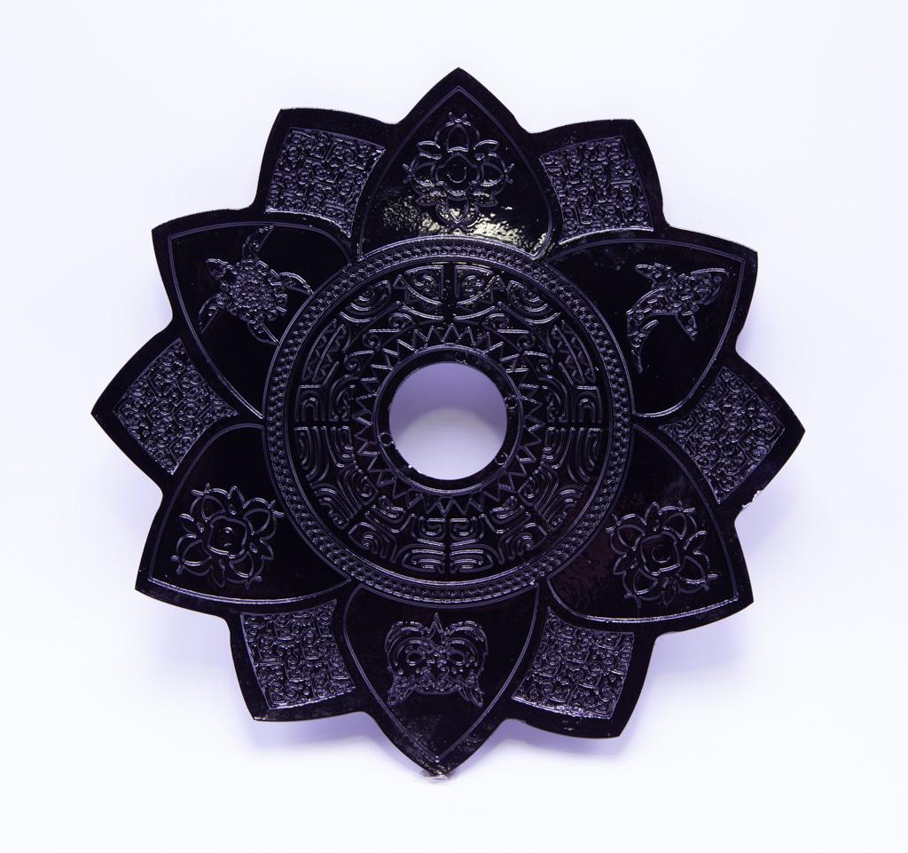 Prato Flor de  Lotus  02