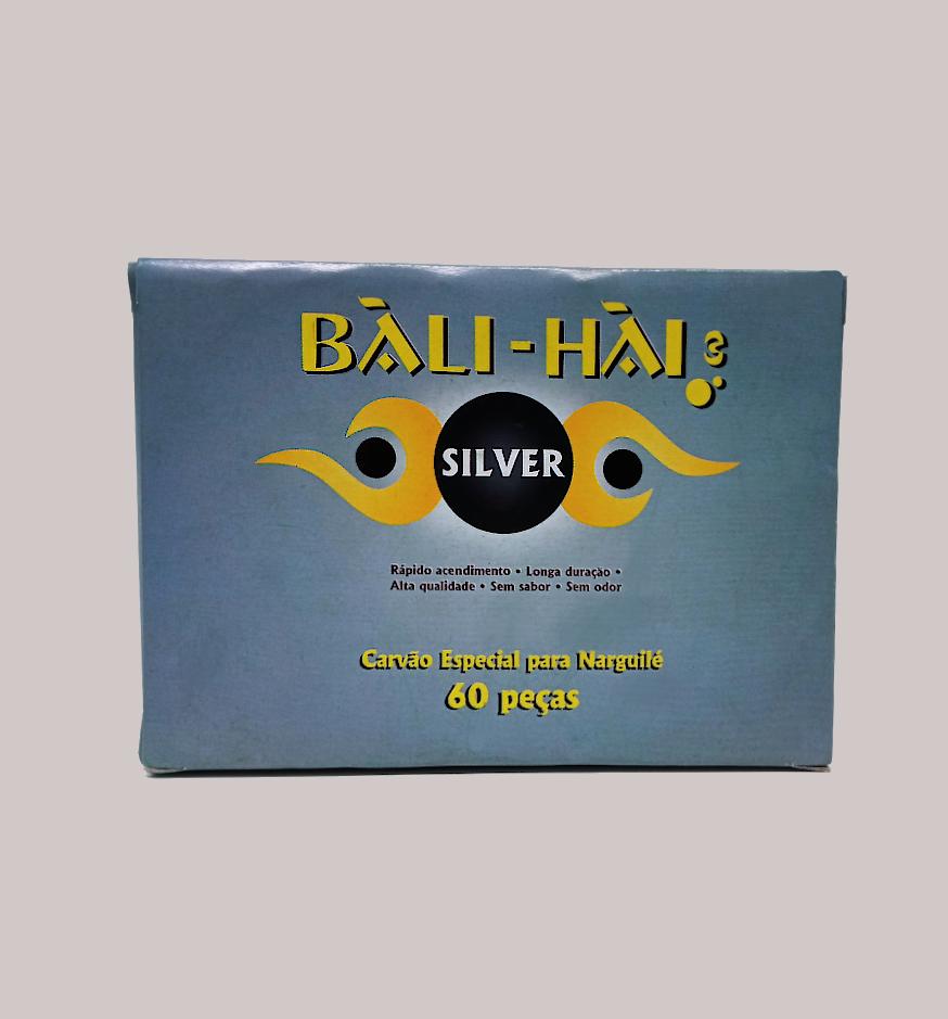 Carvão Bali-Hai Silver