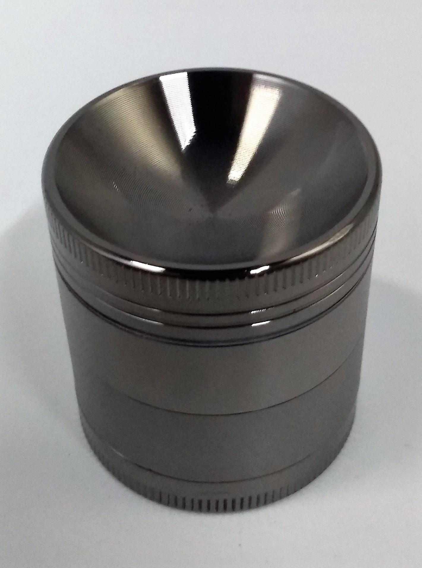 Triturador Metal Cavado 03