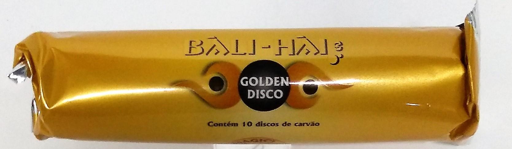 Carvão Bali-Hai Gold