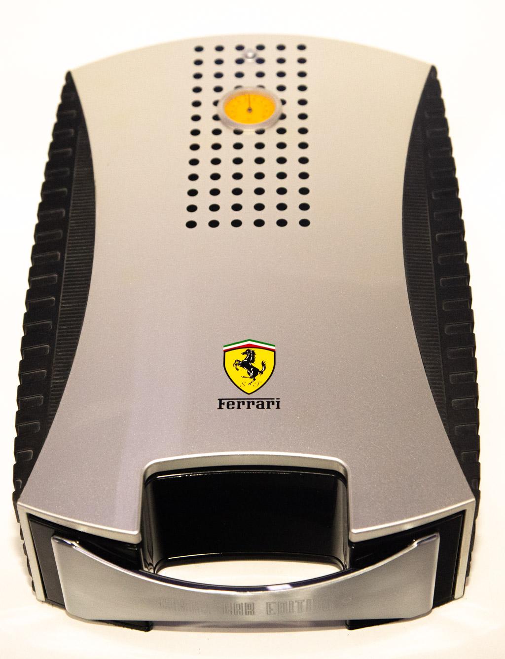 Caixa Umidora Ferrari