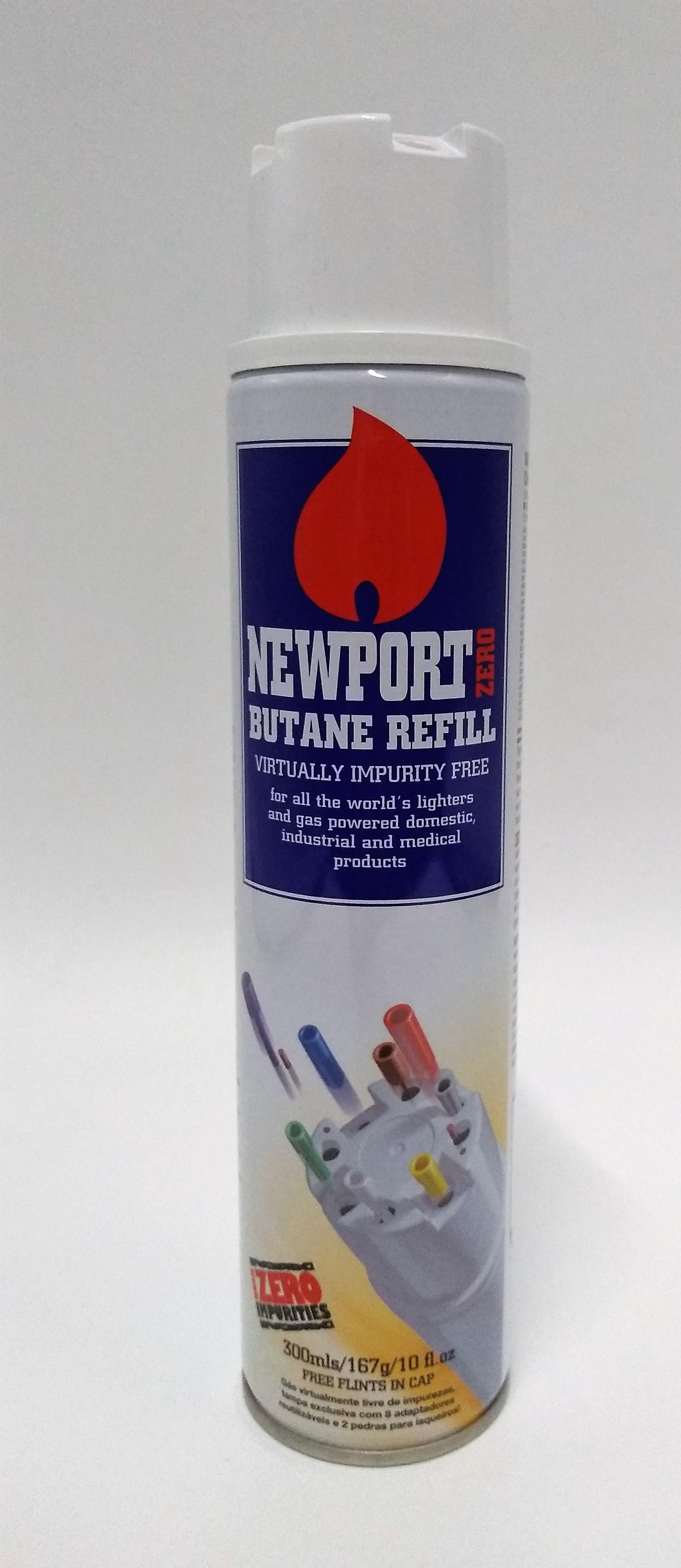 Gás NewPort